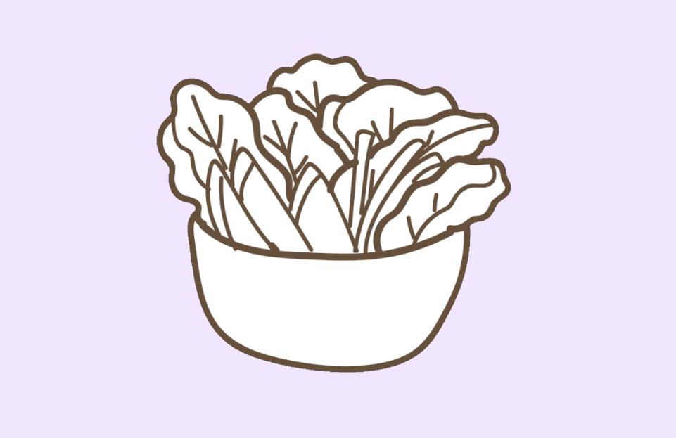 Σαλάτα: Ανακάτεψέ τα με τα αγαπημένα σου λαχανικά!